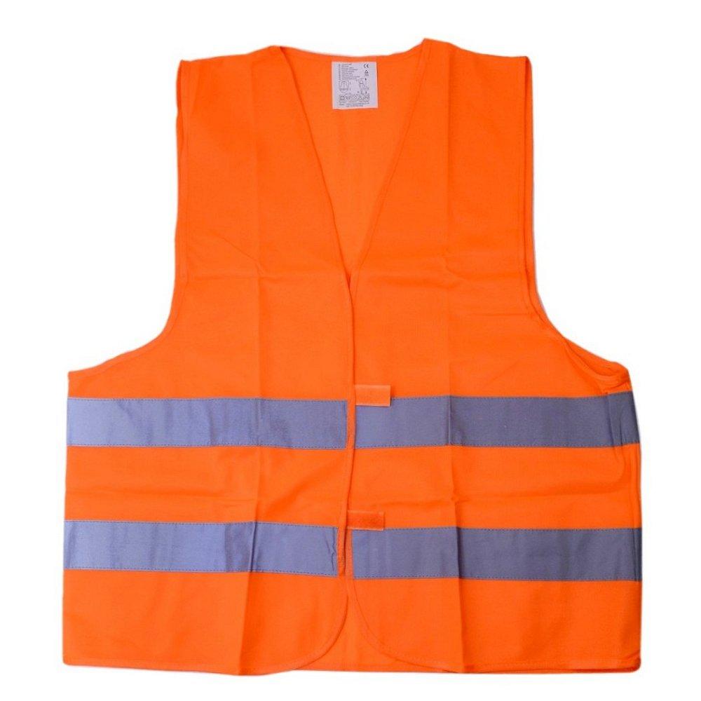 Vesta výstražná oranžová EN 20471:2013 Nářadí 0.135Kg AT-01511