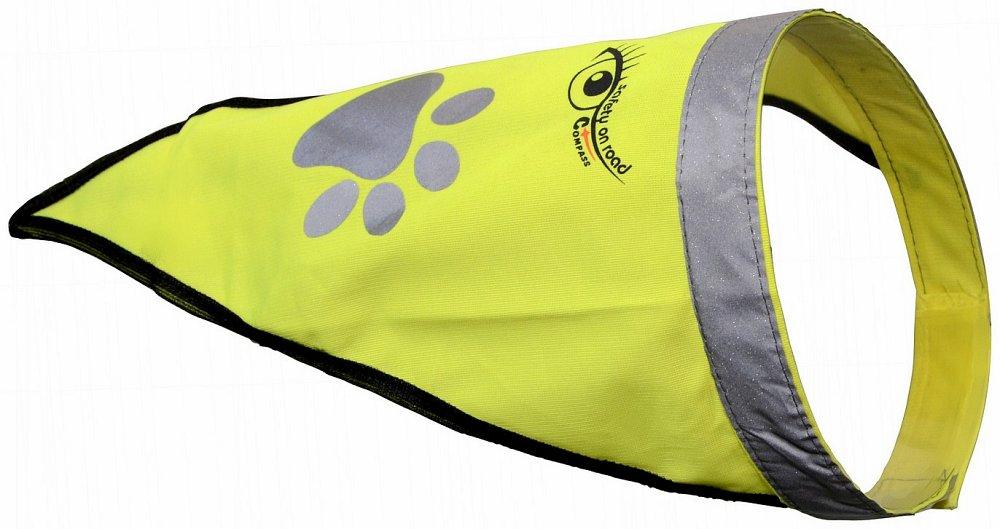 Vesta pro psa reflexní S.O.R do 15kg Nářadí 0.033Kg AT-01597