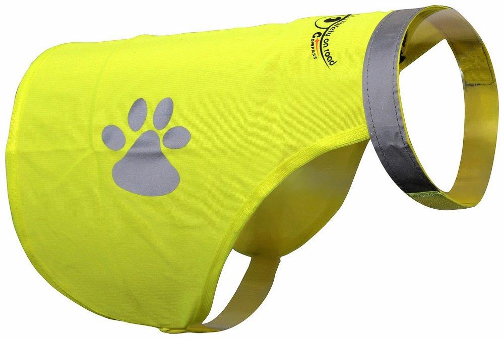 Vesta pro psa reflexní S.O.R do 20kg Nářadí 0.048Kg AT-01598