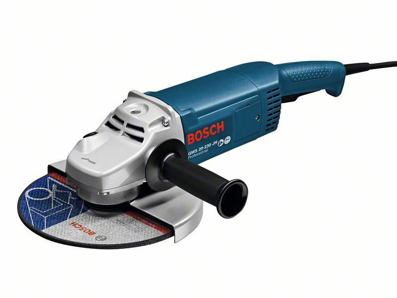 Úhlová bruska 230mm 2200W Bosch GWS 22-230 JH Professional 0601882M03