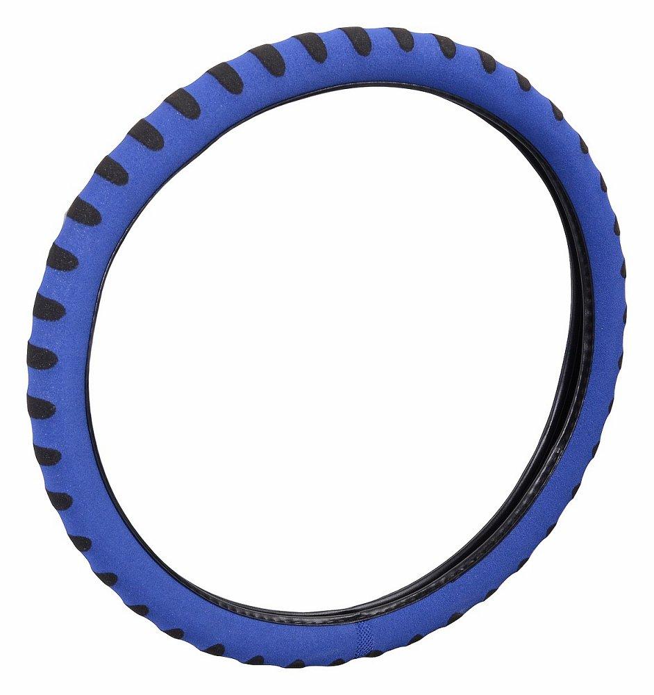 Potah volantu SOFT modrý Nářadí 0.4538Kg AT-06415