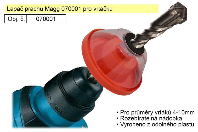 Lapač prachu Magg 070001 pro vrtačku