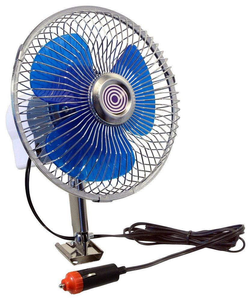 Ventilátor 24V  Maxi otočný Nářadí 0.69Kg AT-07211