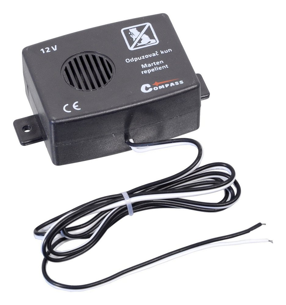 Odpuzovač kun elektronický 12V