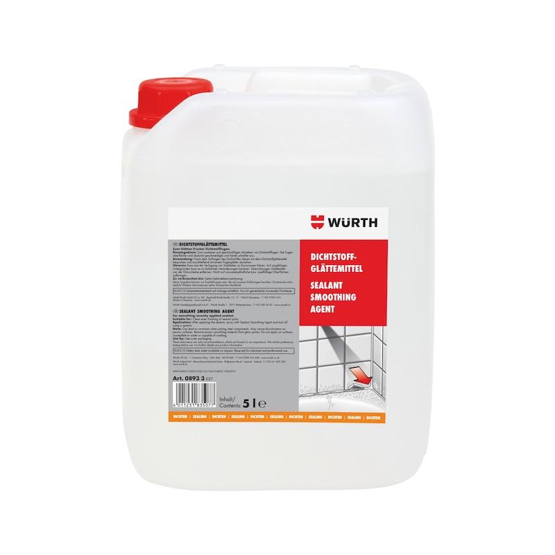 WÜRTH speciální vyhlazovací prostředek na silikon 5l