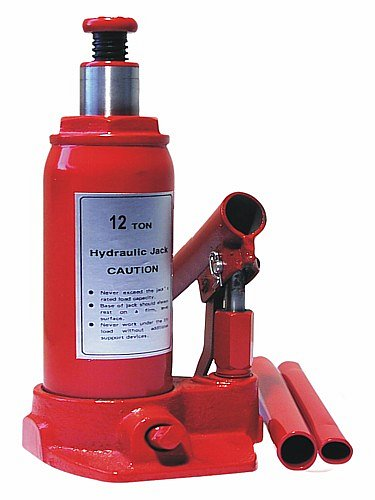 Hever hydraulický 12 t  TÜV, GS, CE