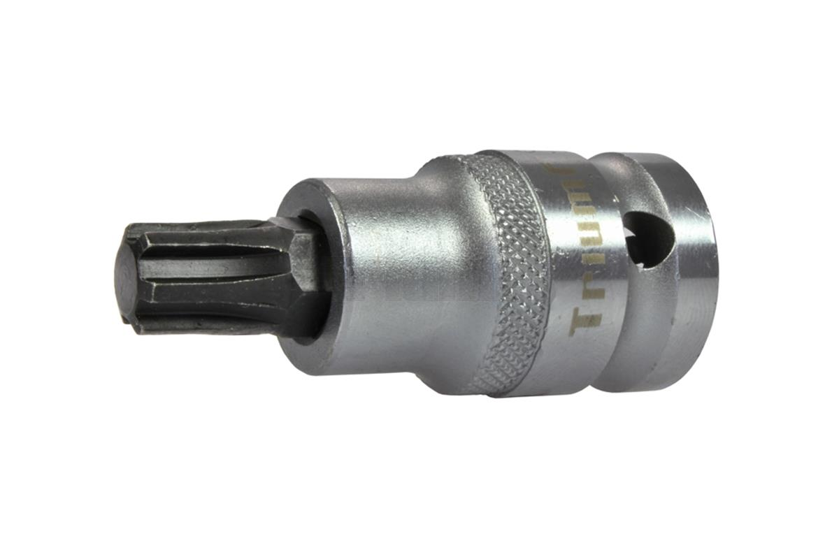 """TRIUMF hlavice zástrčná 1/2"""", Ribe M10 x 55 mm, S2, maximální zatížení 50 Nm 100-00427"""