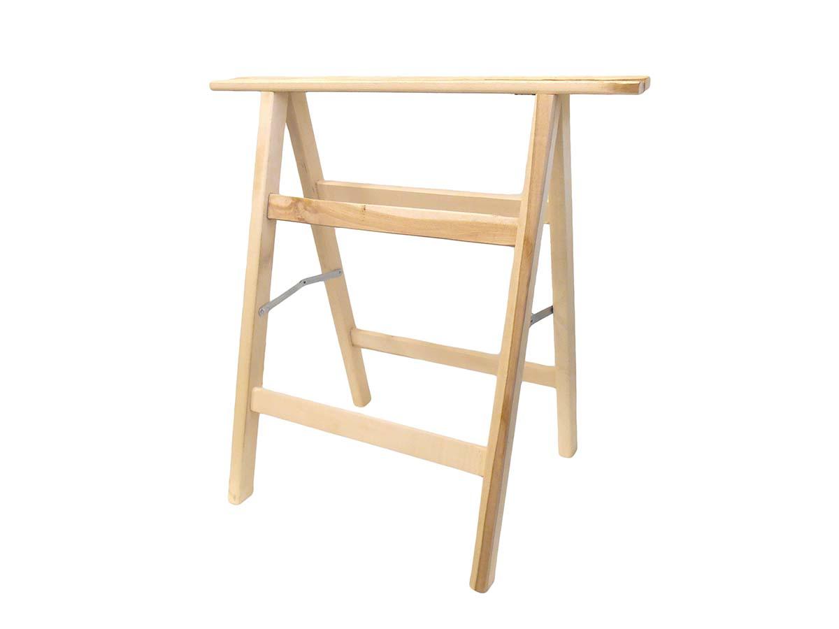 Koza - podstavec skládací MAGG dřevěná - buk
