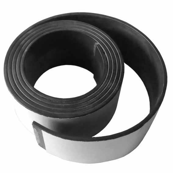 magnetický pásek 25x750mm, samolepicí Magg Nářadí 0.5Kg 120254