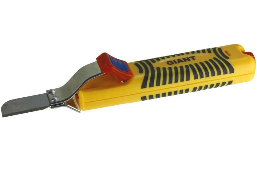 Nůž  na odizolování kabelů GIANT