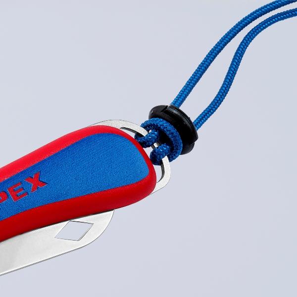 KNIPEX 162050SB Zavírací nůž pro elektrikáře