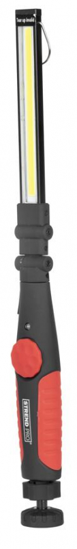 STREND PRO Svítilna pracovní s kloubem COB LED 5W/300lm, nabíjecí USB (TR2171969)