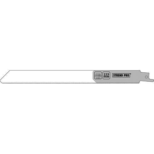 Pilový list pro ocasku mečovou pilu HSS-Bimetal 225mm kov