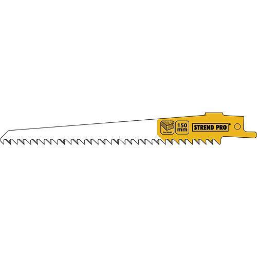 Pilový list pro ocasku mečovou pilu HCS 150mm dřevo