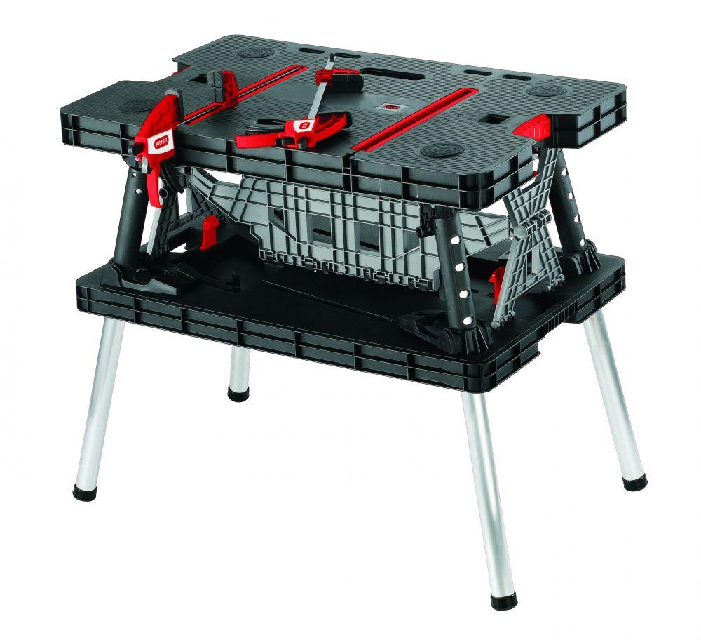KETER® Skládací pracovní stůl 237005