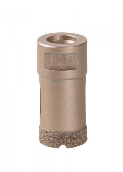 Diamantová vykružovací korunka 28mm Festa, korunkový vrták, uchycení závit M14 Nářadí 0.129Kg 24765