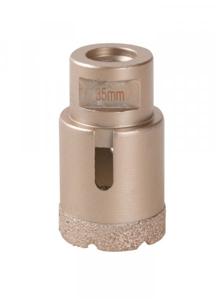 Diamantová vykružovací korunka 35mm Festa, korunkový vrták, uchycení závit M14