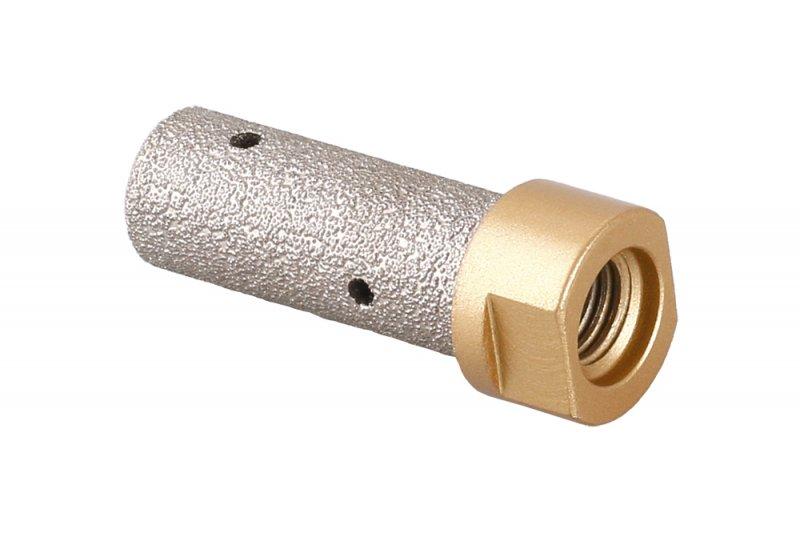 Diamantová vykružovací brusná korunka 20x50mm Festa, uchycení závit M14