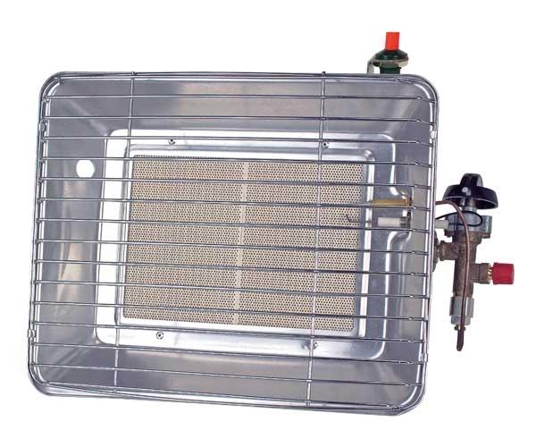 Rothenberger - Plynové topidlo 4,6kW tepelný zářič na bombu s piezo zapalováním Nářadí-Sklad 2 |  Kg