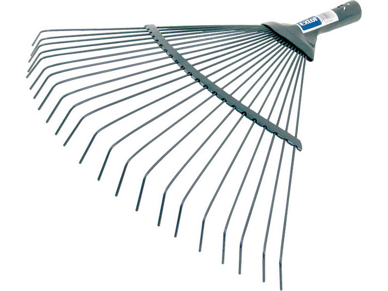 hrábě švédské bez násady-drátové, šířka 41cm, kvalitní drát o průměru 3mm, EXTOL PREMIUM