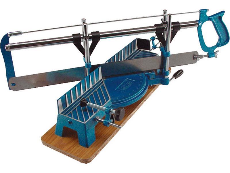 Pila na dřevo i kov, pro řezání přesných úhlů délky 550 mm, Extol Caft