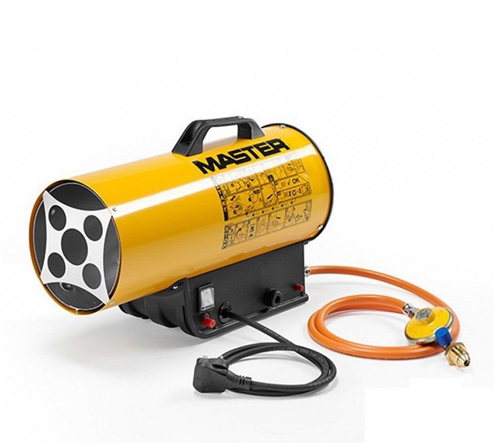 MASTER BLP 11 plynové topidlo 10,5KW, s ventilátorem Nářadí 2Kg 41816