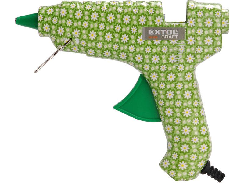 Tavná lepící pistole 40W pro patrony 11mm Extol 422100