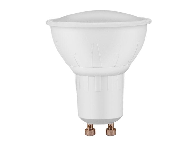 Žárovka LED reflektorová, 6W, 450Lm, GU10, teplá bílá, EXTOL LIGHT 43033