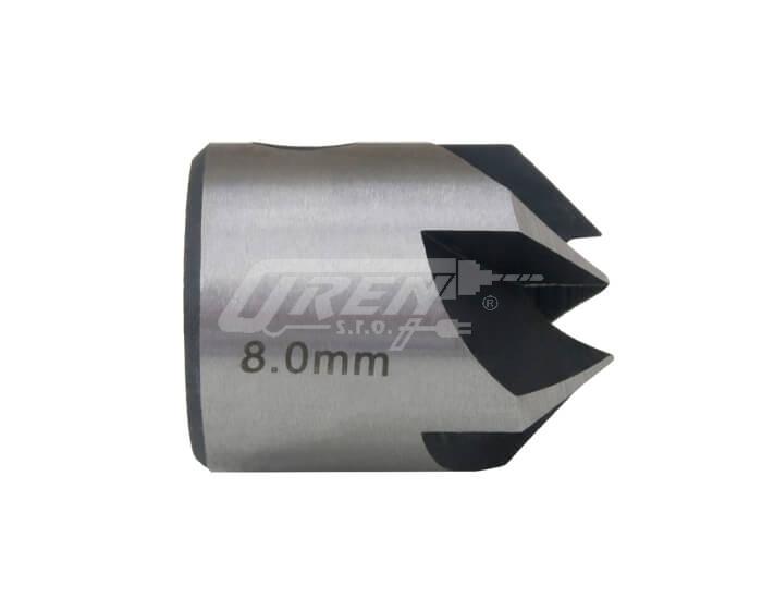 OREN záhlubník 90°, doraz na spirálový vrták do dřeva 6mm Nářadí 0.035Kg 4601-6