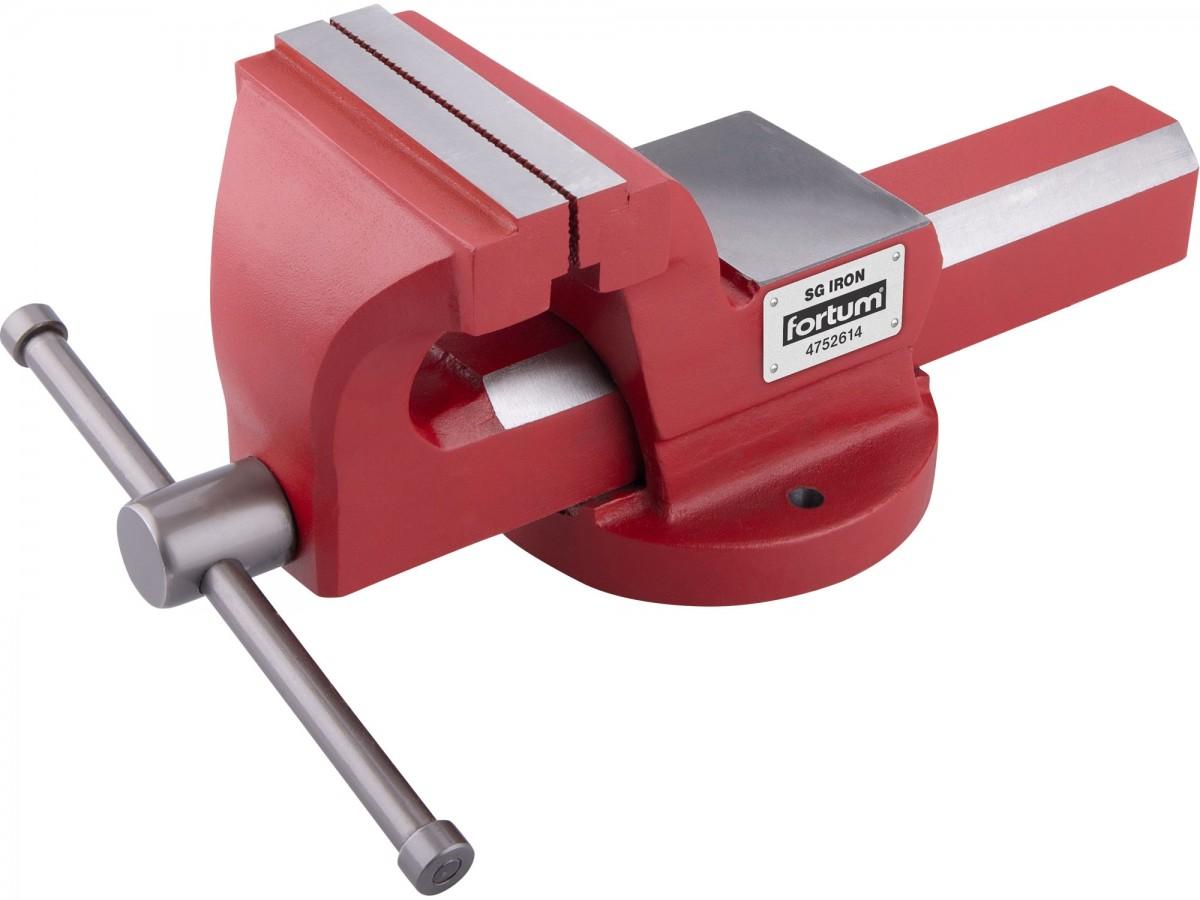 FORTUM svěrák s kovadlinou, 150mm, SG Iron 4752614 Nářadí | 15,5 Kg