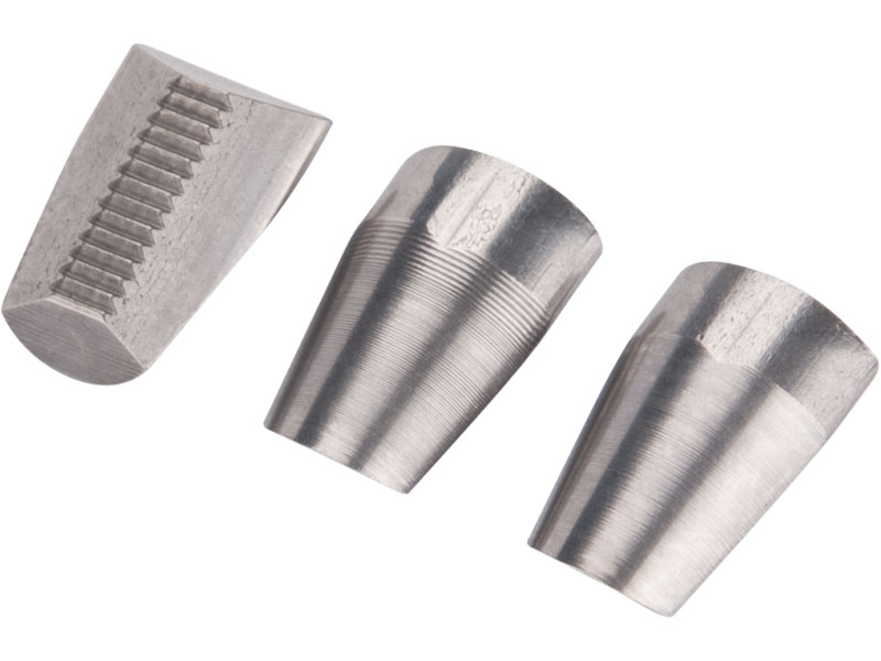 čelisti do nýtovacích kleští, 3ks, 13mm, pro Fortum a Extol Premium nýtovací kleště