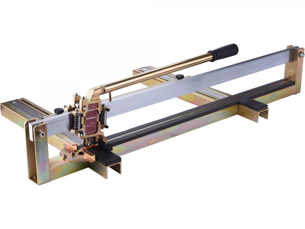 FORTUM řezačka obkladů profesionální, 1000mm  4770810 Nářadí 19.15Kg MA4770810