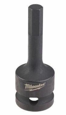 """MILWAUKEE SHOCKWAVE ™ Gola ořech imbus 1/2"""" prodloužený H10 kovaný 4932478066"""