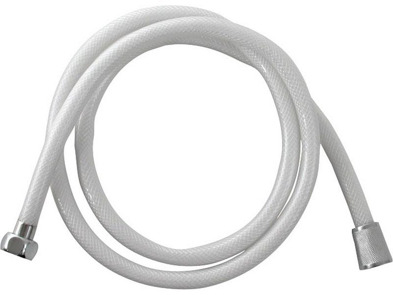 hadice sprchová, bílá, 150cm, 150cm, PVC, VIKING Nářadí 0.267Kg MA630226