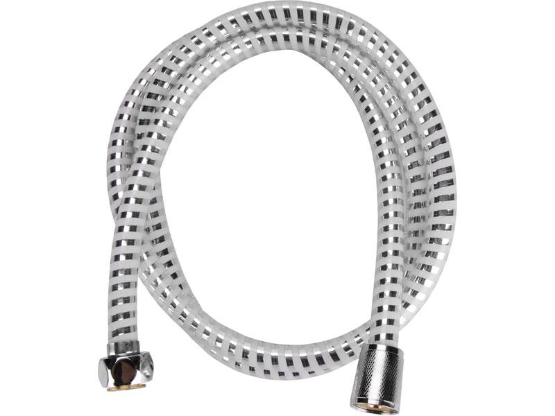 hadice sprchová, stříbrný pruh, 150cm, PVC, VIKING Nářadí 0.271Kg MA630227