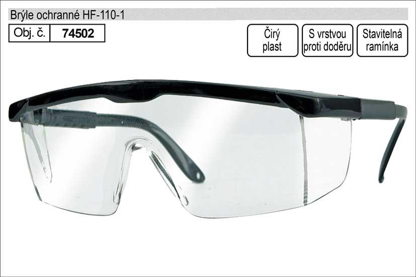 Brýle ochranné HF110-1