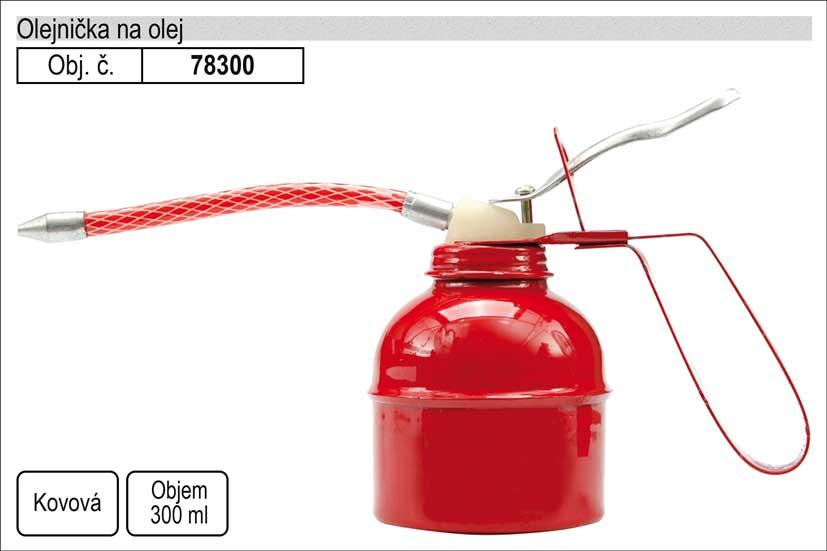 Olejnička objem 300 ml