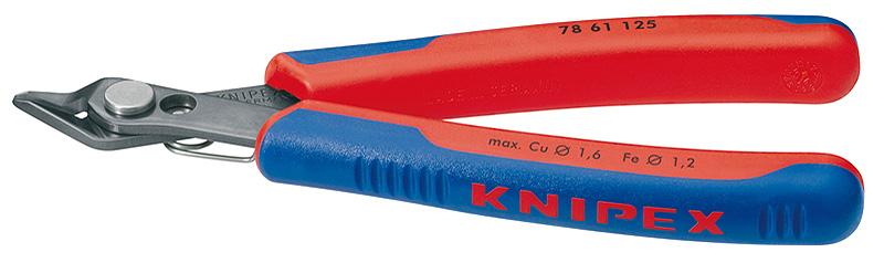 KNIPEX 7861125 Electronic Super Knips 125mm štípací kleště