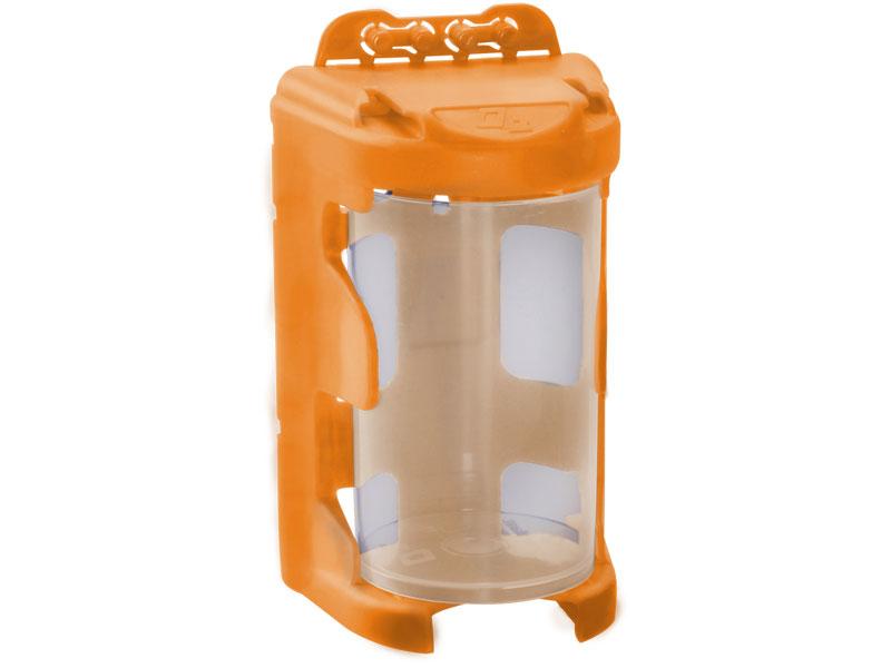 Organizér modulový, 1 modul, oranžový, 60 x 92 mm , závěsný, Extol Craft