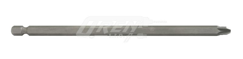 """OREN Bit křížový šroubovák PZ2x150mm 1/4"""""""