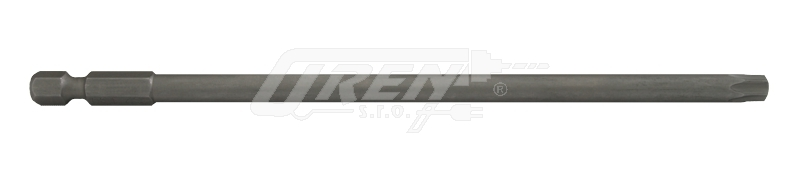 """OREN Bit Torx T15x150mm 1/4"""", extra dlouhý, úzké tělo"""