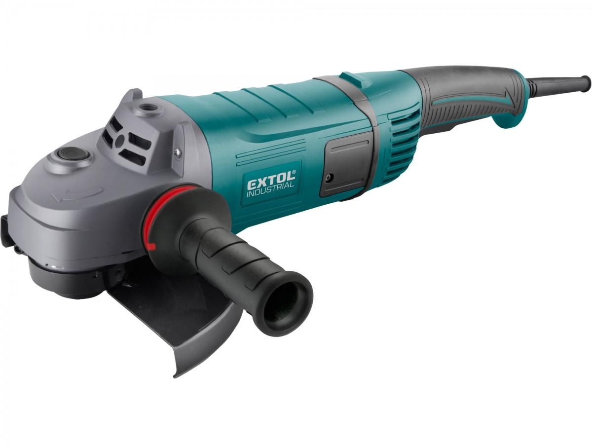Bruska úhlová 230mm 2600W EXTOL INDUSTRIAL 8792060