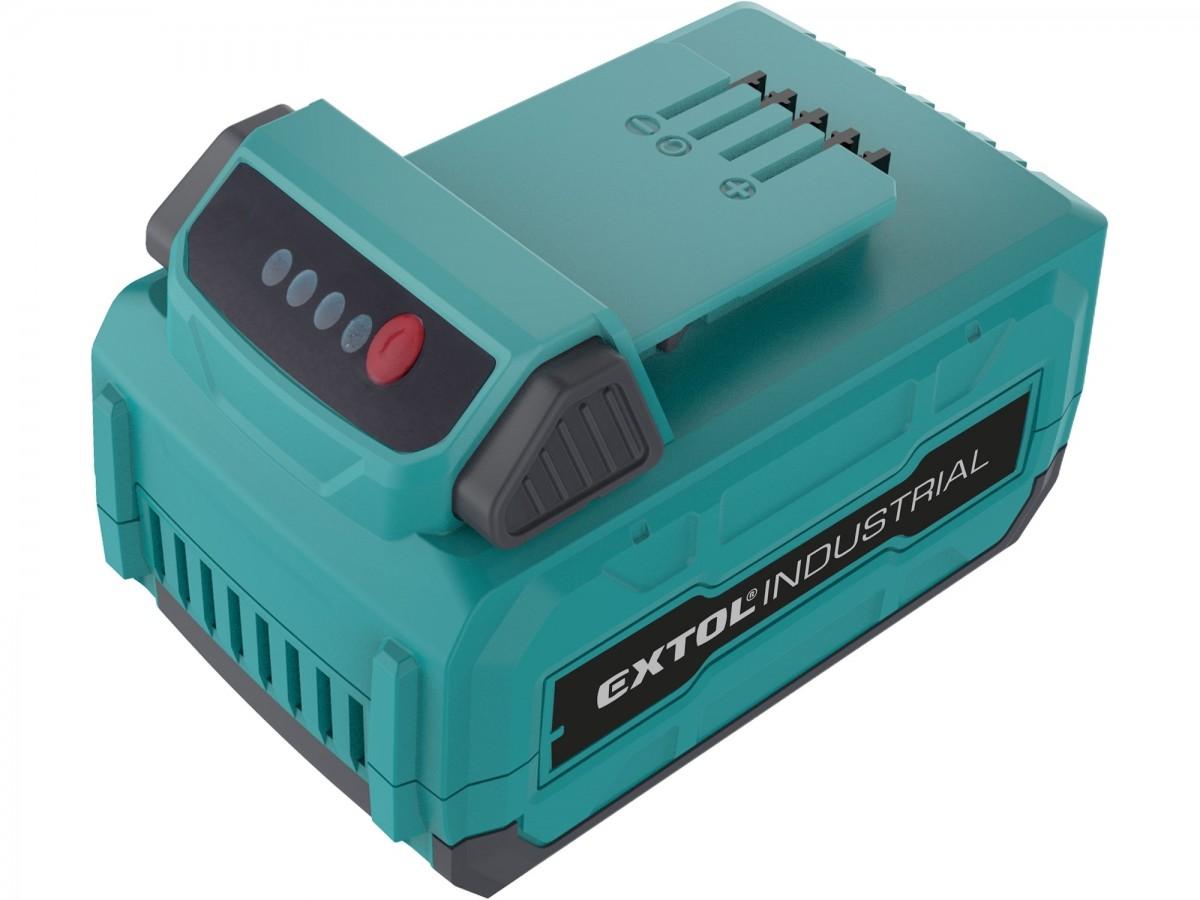 EXTOL INDUSTRIAL baterie akumulátorová 40V, Li-ion, 2500mAh  8795600B