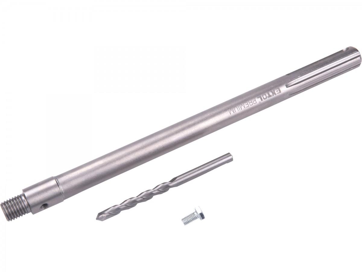 Prodloužení SDS Max délka 300mm pro korunkové vrtáky se závitem M16 Nářadí 0.625Kg MA8801951