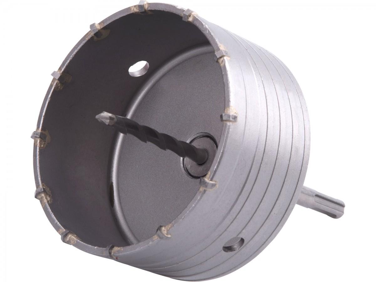 vrták SDS PLUS do zdi korunkový, průměr 115mm, délka stopky 100mm M22, EXTOL PREMIUM *NÁŘADÍ 1.567Kg MA8801970