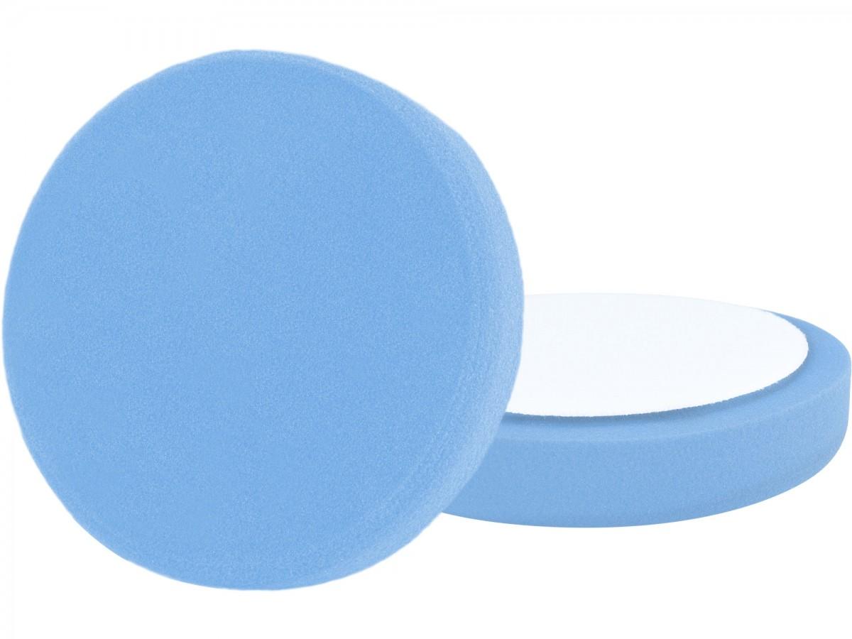 EXTOL PREMIUM kotouč leštící pěnový, T60, modrý, O180x30mm, suchý zip O150mm 8804506