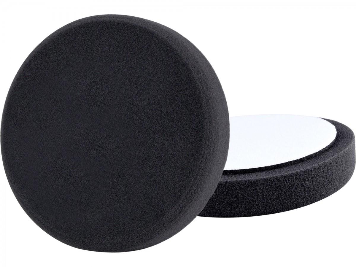 EXTOL PREMIUM kotouč leštící pěnový, T10, černý, O200x30mm, suchý zip O180mm 8804511