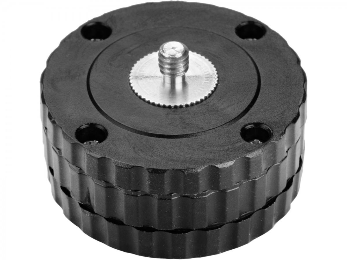 """EXTOL PREMIUM adapter redukce přechodka z 5/8""""na 1/4"""" na stativ, laser apod. Nářadí 0.054Kg MA8823919"""