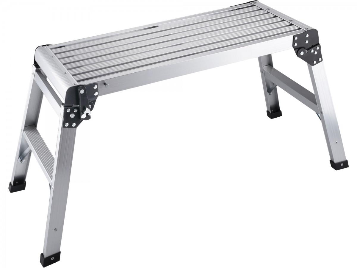EXTOL PREMIUM pracovní plošina skládací, rozměry: d.103 x š.41 x v.51cm, nosnost 150kg