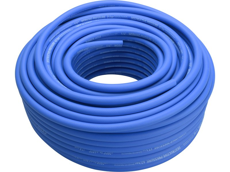 """Vzduchová hadice 1/2"""" gumová - metráž (cena za 1m) 8865146"""